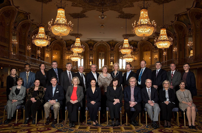 The AACR Board of Directors 2012